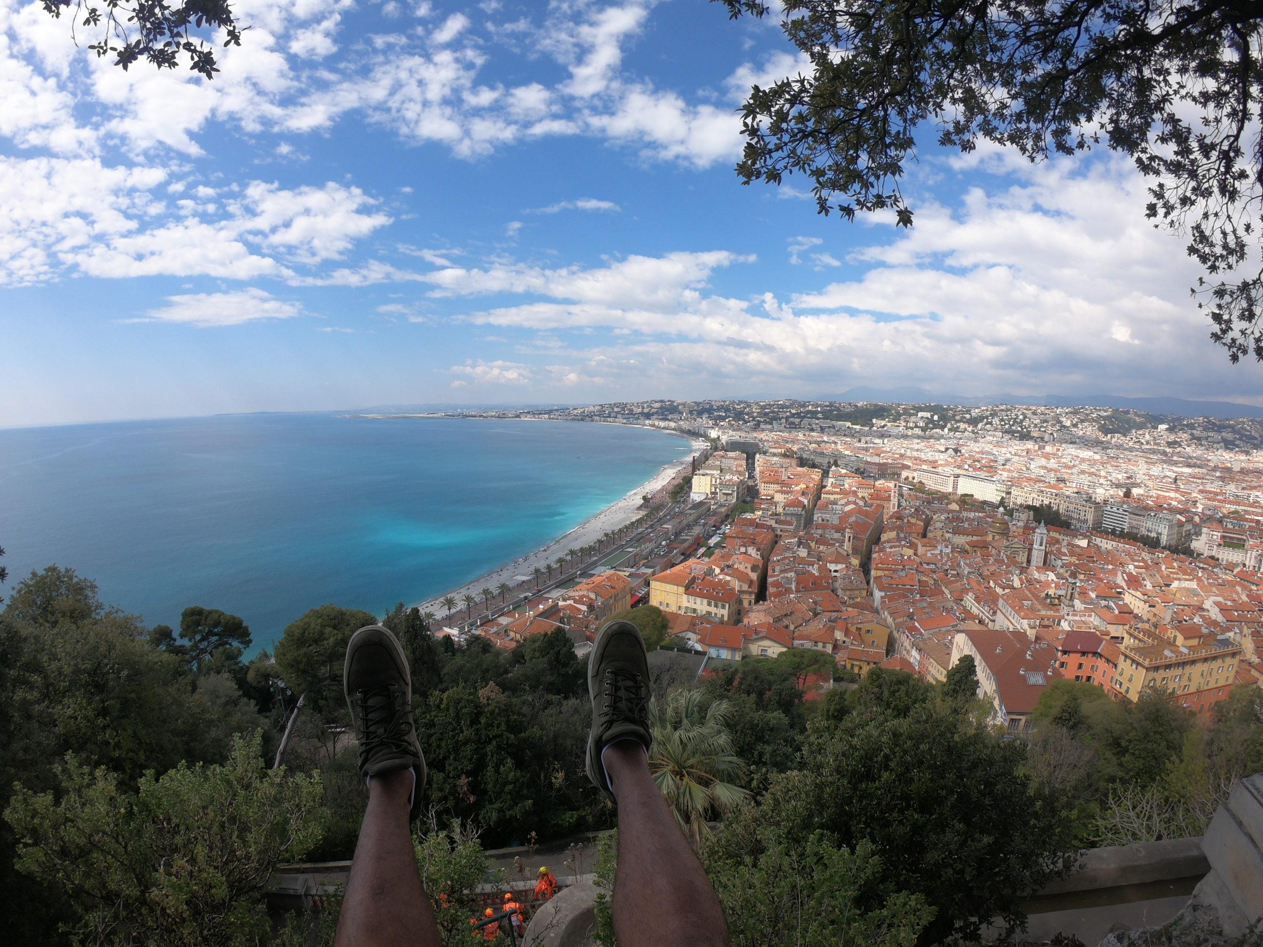 Nizza Südfrankreich